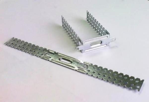П-образные ленточные кронштейны-подвесы (пэшки)
