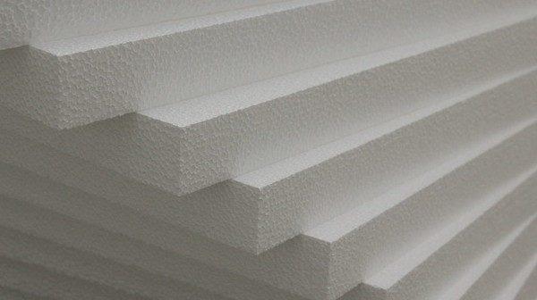 Пенопласт – отличный материал для теплоизоляции