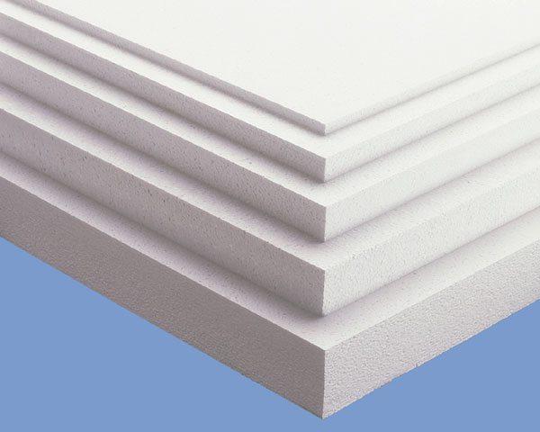 Пенопласт для термоизоляции зданий