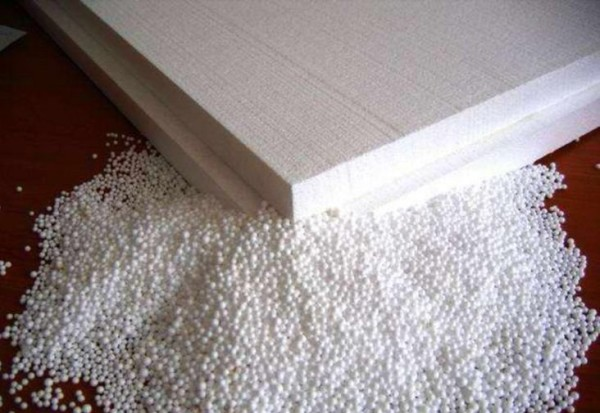 Пенопласт для утепления стен