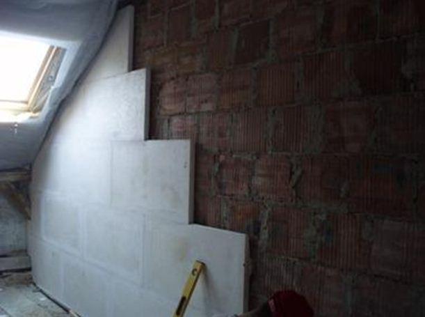 Пенопласт для защиты стен от холода