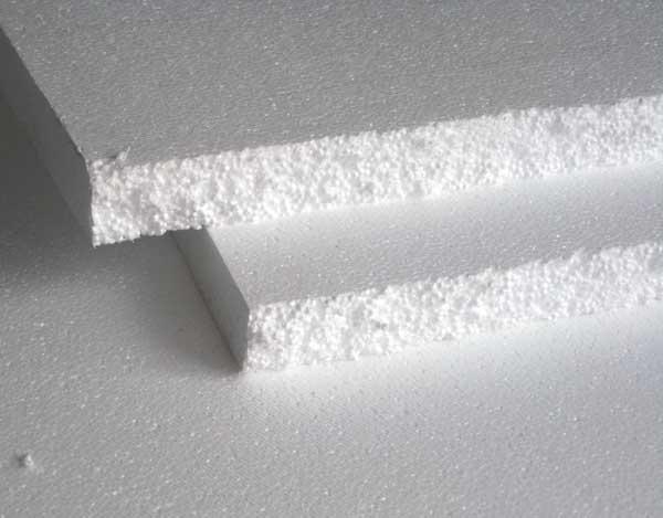 Пенопласт незаменимый материал для утепления бетонных стен