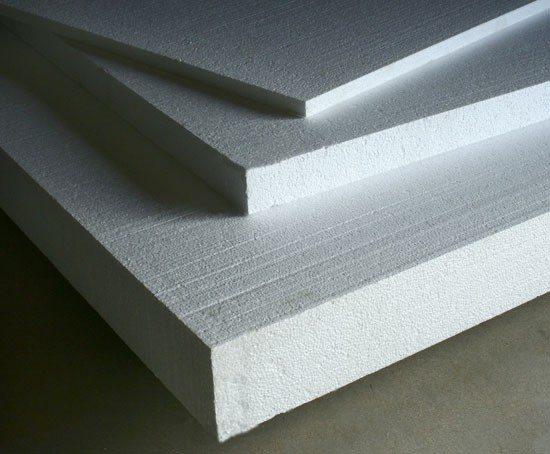 Пенопласт отличный материал для теплоизоляции дома
