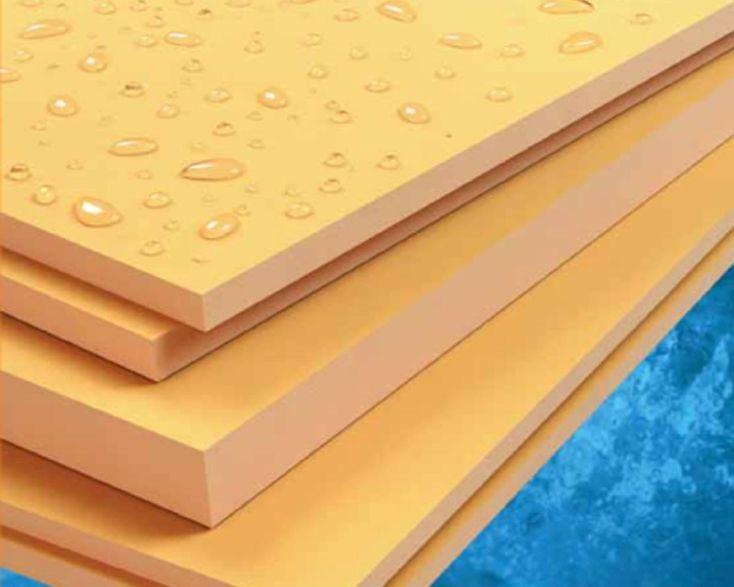 Пеноплекс — прочный и влагоустойчивый полимерный утеплитель
