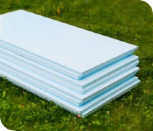 Пенополистирол – материал для теплоизоляции
