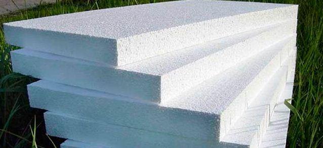 Пенополистирол чаще всего используют в строительстве.