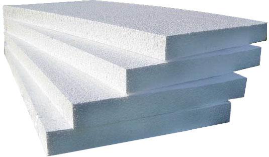 Пенополистирол выпускается в плитах различной толщины