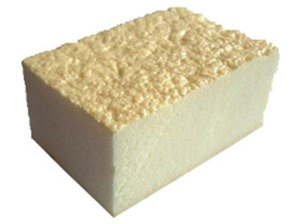 Пенополиуретан в застывшем виде образует материал с низкой теплопроводностью