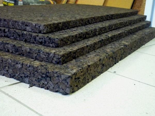 Плиты изоляционного материала