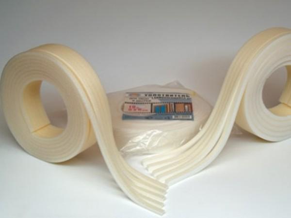 Поролоновый оконный теплоизолятор