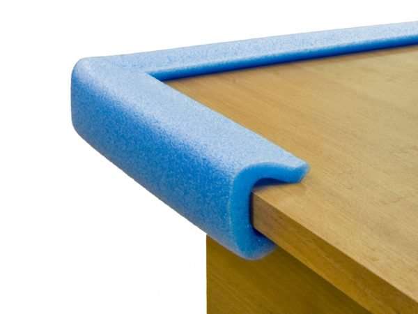 ППЭ часто используют как упаковку для мебели.