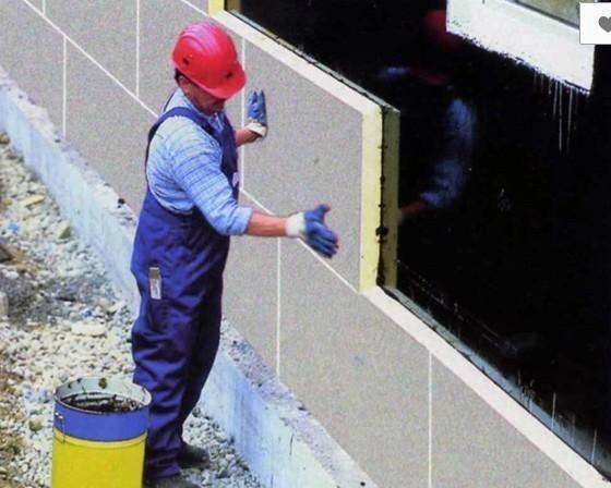 ППУ плитами можно утеплять любые поверхности дома включая фундамент