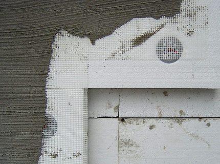 Примерно так должна выглядеть ваша стена