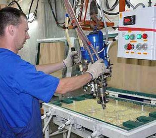 Процесс изготовление термопанелей