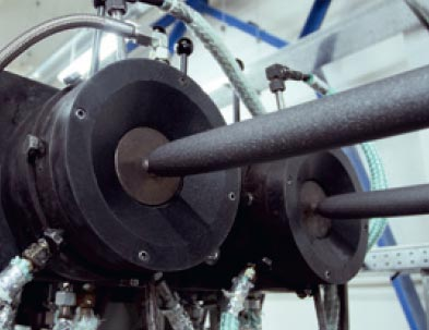 Процесс производства трубок
