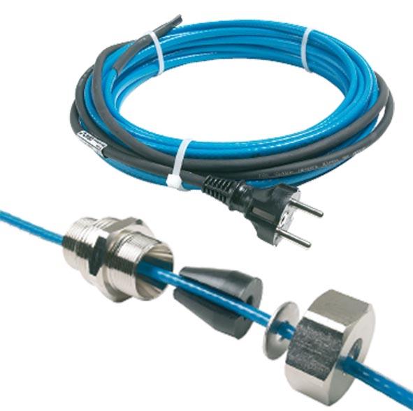 Провод и ниппель для внутренней установки