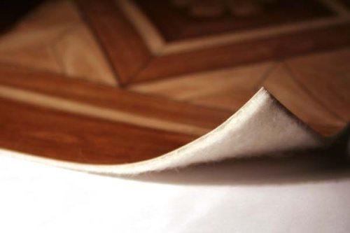 ПВХ оболочка и теплоизоляционная войлочная подложка