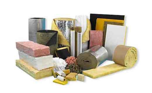 Различные виды материалов для защиты стен от холода