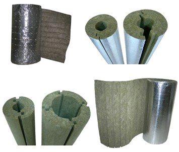Разнообразие выбора форм и размеров утеплительных материалов