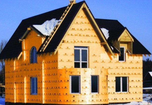 Серия Фасад подходит для утепления наружных стен как по технологии навесной фасад, так и по технологии мокрый фасад