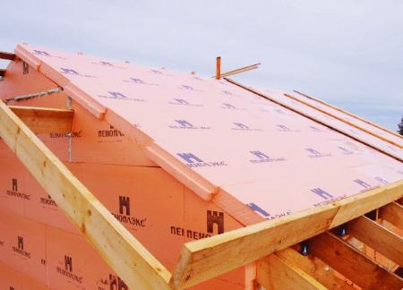 Серия Скатная кровля обеспечивает надежное и эффективное утепление скатных крыш