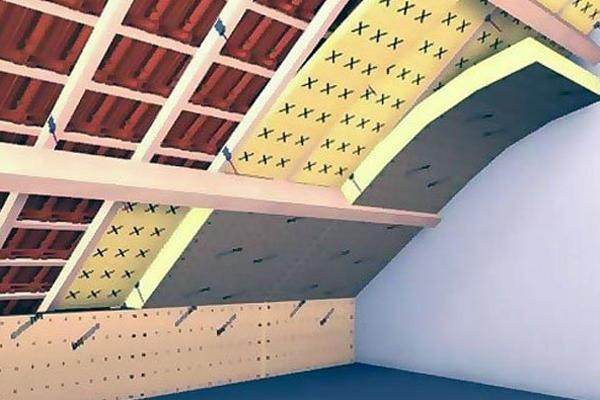 Схема качественного утепления крыши