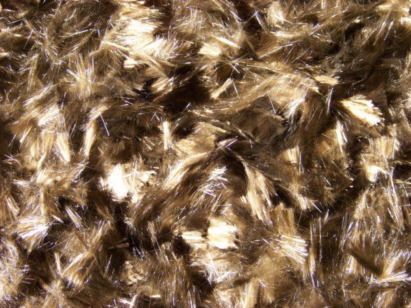 Шлаковата способна вызывать раздражение кожи и аллергию