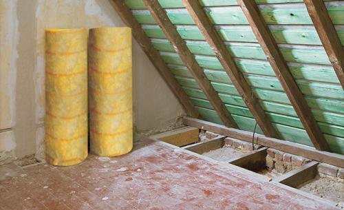Утепление крыши мансарды - создайте уют в своем доме