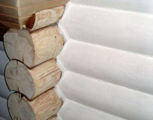 Теплоизоляционную краску можно наносить на деревянные и любые другие поверхности