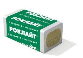 Теплоизоляционный материал Роклайт.