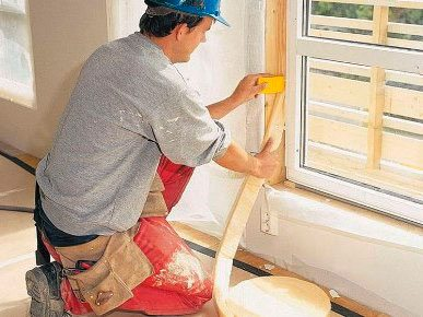 Теплоизоляция деревянных окон