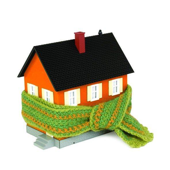 Теплоизоляция дома - уют и комфорт проживания