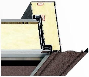 Теплоизоляция дверной коробки
