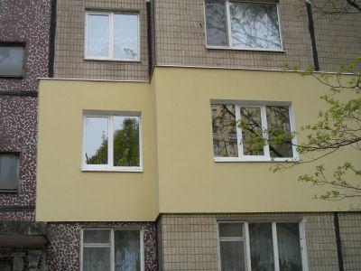 Теплоизоляция фасада квартиры