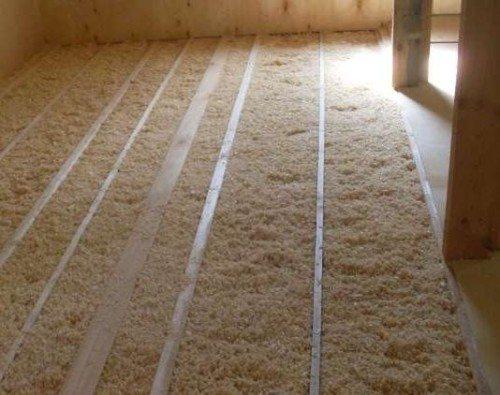 Утепление потолка – создайте уют в своем доме