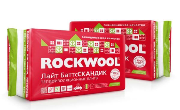 Теплосберегающие плиты от Роквул – одни из лучших на отечественном рынке