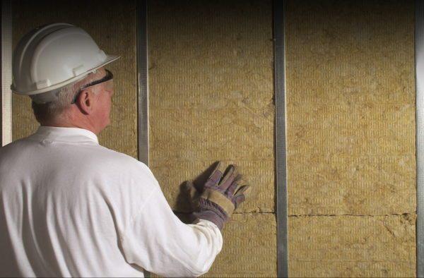 Теплозвукоизоляция конструкций — основная сфера применения каменной ваты.