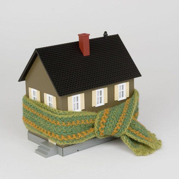 Теплый дом – комфортно в нем