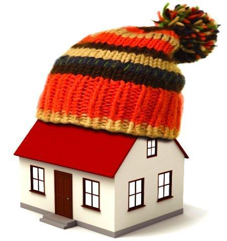 Теплый дом – сухо и уютно в нем