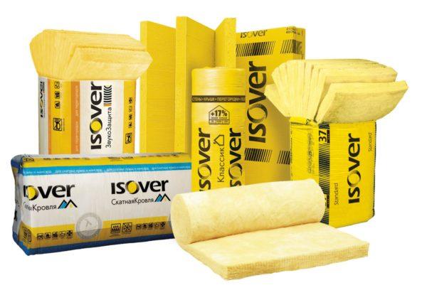 Торговая марка Isover выпускает большой ассортимент качественных товаров.