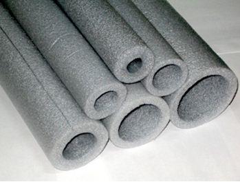 Трубки для тепловой изоляции трубопроводов различного диаметра