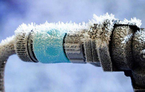 Трубы тоже нуждаются в теплоизоляции