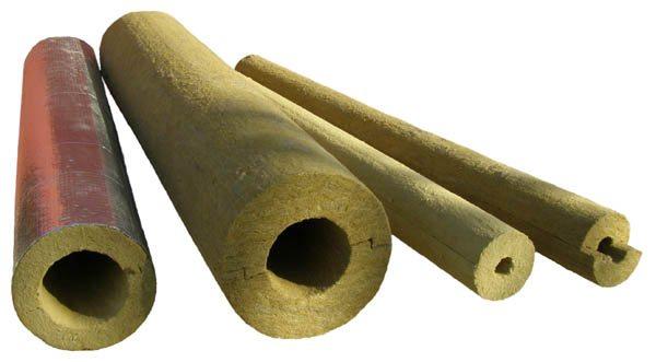 Цилиндры из натурального базальтового волокна