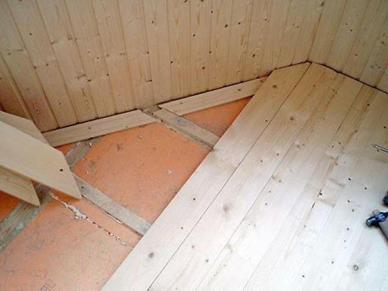 Деревянный пол на балконе своими руками пошаговая инструкция