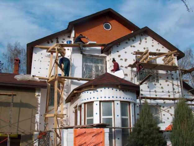 Внутреннее утепление дома – материалы и способы