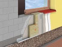Утепление пластиковых окон – одно из главных и безусловных мест применения утепляющей штукатурки, вот где по-настоящему скажется гибкость работы с ней