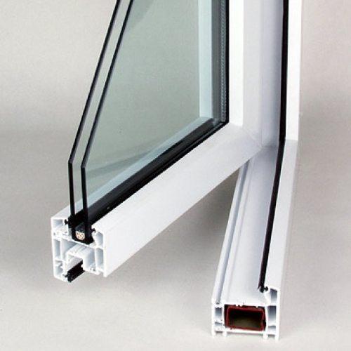 Утепление пластиковых окон стеклопакетом