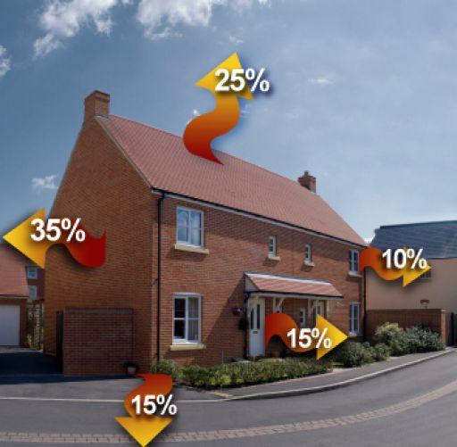 Утепление зданий – необходимое мероприятие. Иначе в зимний период вы будете немалый процент тепла отдавать улице.