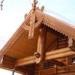 Утепленная крыша бани