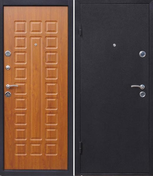 Утепленные двери: фото